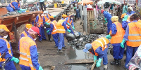 Some Zoomlion workers  (file photo)