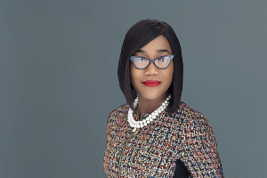 Kadijah Amoah, Country Director of Aker Energy Ghana Ltd.