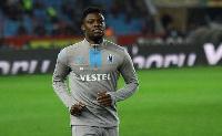 Black Stars striker Caleb Ansah Ekuban