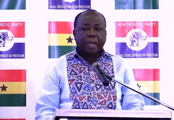 NPP has zero interest in tribal politics; we're a unifier! – Freddie Blay