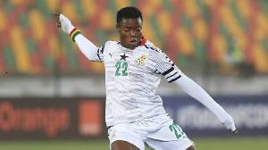Abdul Fatawu Issahaku impressed against Zimbabwe