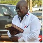 Akufo-Addo faking corruption fight - Martin Amidu