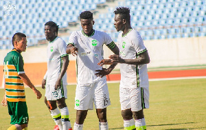 Dreams FC now occupies the 7th position on the league table after their 1-1 draw with Ebusua Dwarfs