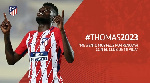 Thomas Partey has been in fine form at Atletico Madrid