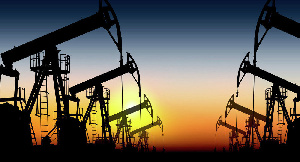 Oil prices climbed on Friday, following a drawdown in U.S. crude stocks