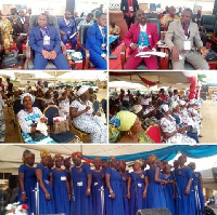 Christ Apostolic Church International organised Easter convention at Ashaiman