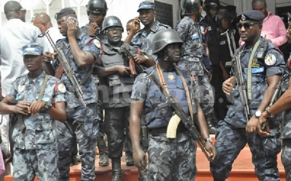 Security Agencies demonstrate readiness for 2020 elections