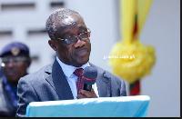 Emmanuel Kofi Nti, Commissioner General of the Ghana Revenue Authority