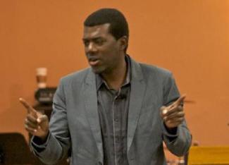 Reno Omokri, Author and Human Right Activist