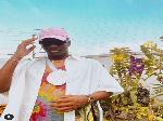 Despite's 18-year-old son, Saahene Osei displays his fashion sense