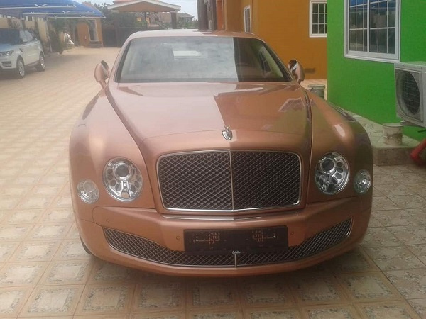 This is one of Obinim's new cars