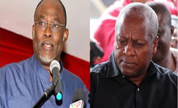 Running mate saga: Mahama's delay sparks panic in NDC