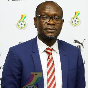Black Stars coach, Charles Akonnor