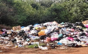 File photo: Sanitation remains a bane in the fight against the coronavirus