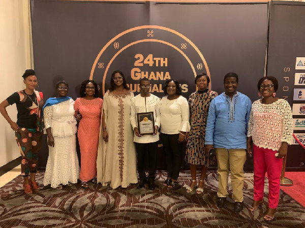 GNA Wins six awards at the 2018 GJA Awards