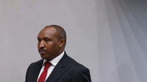 """Ntaganda, known as """"The Terminator"""", was convicted in 2019"""