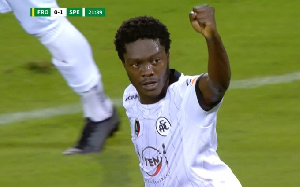 Gyasi has his mind made up on wanting to play for Ghana