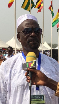 CEO of Insaaniyya Group of companies, Alhaji BA Bonsu