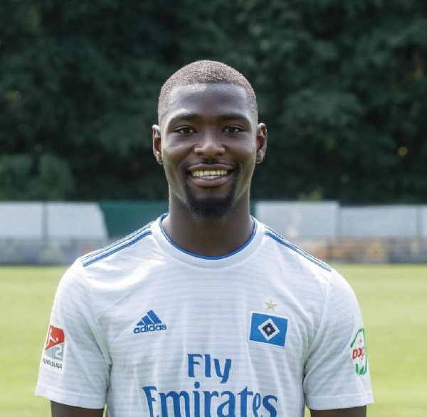 Hamburg's Germany-born defender Stephan Kofi Ambrosius on Ghana FA radar