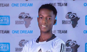 I needed just a minute to prove a point - Golden Kicks star Mizak Asante on stupendous goal