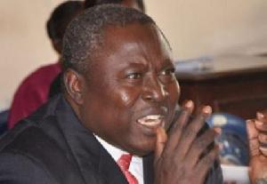Former Special Prosecutor, Martin Amidu