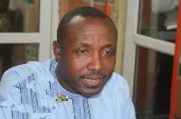 John Boadu, acting General Secretary of NPP