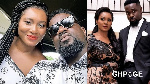 Rapper Sarkodie and wife Tracy
