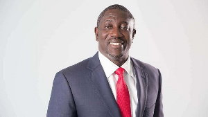 Daniel Addo is the CEO of Consolidated bank Ghana