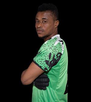 Ashantigold S.C goalkeeper Frank Boateng