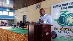 DCE for Akatsi South, Leo Nelson Adzidogah