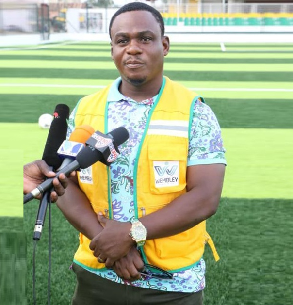 Banks must consider building football pitches to generate revenue - Robert Coleman