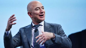Real reason Jeff Bezos donate $100 million each to CNN contributor and one chef