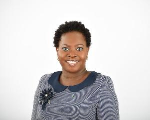 Yvonne Gyebi is Head, Retail Banking at Standard Chartered Bank Ghana