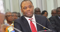 Minister of Education, Mathew Opoku Prempeh