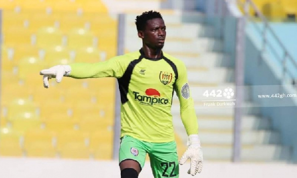 Karela United win will motivate us in subsequent matches – Inter Allies goalkeeper