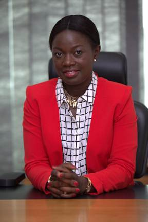 Lucy Quist, Managing Director of Airtel Ghana