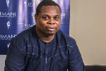 President of Imani Africa, Mr. Franklin Cudjoe