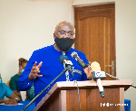 Many still don't understand my 'every Ghanaian will a get bank account' comment - Veep