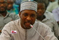 Alhaji Muntaka Mubarak, Member of Parliament for Asawase