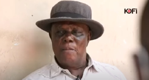 Ghanaian highlife legend Abrekyire Ba Kofi Sammy