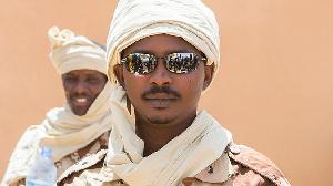 Idriss Deby Itno son General Mahamat Kaka Déby go be Chad new leader