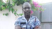 Lance Corporal Emmanuel Bartels