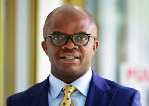 MASLOC Boss  Stephen Amoah