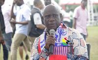 Deputy General Secretary of the NPP, Nana Obiri Boahen