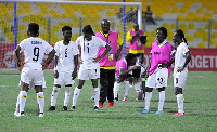 Black Queens failed to qualify out of the Group stages