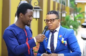 The man of God lauded counselor Lutterodt for backing him for his act.