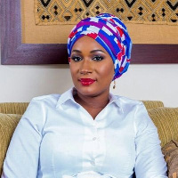 Samira Bawumia - Wife of Dr. Mahamudu Bawumia