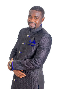 CEO of EndPoint Homeopathic Clinic, Dr Adu Boateng
