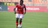 James Agyekum Kotei, Ghanaian midfielder