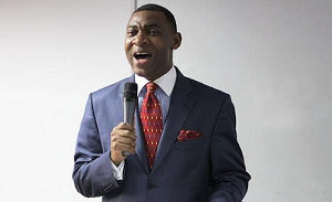 Founder and President of the Worldwide Miracle Outreach, Reverend Dr Lawrence Tetteh